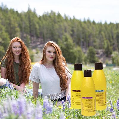Восстановление волос SanoTint